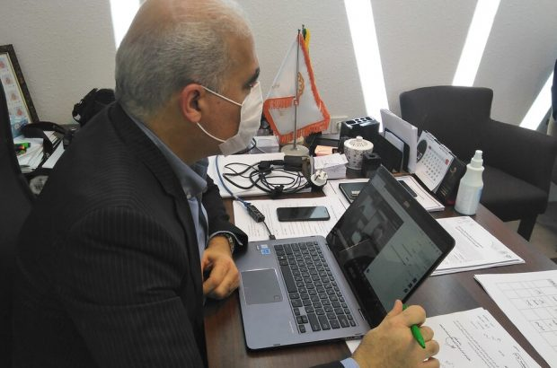 اولین جلسه آنلاین ملاقات مردمی مدیر کل بهزیستی استان برگزار شد