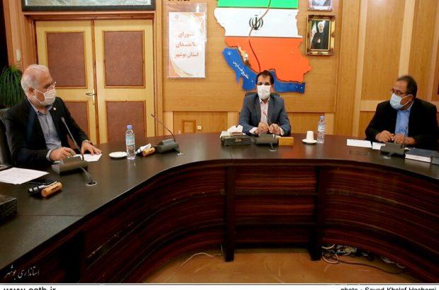 """معاون سیاسی، امنیتی استاندار بوشهر خواستار ایجاد رشته دانشگاهی """"سالمند شناسی"""" در بوشهر شد"""