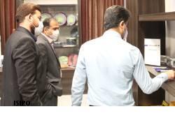 بازدید مدیر عامل و اعضاء هیات مدیره از شهرک و ناحیه صنعتی برازجان و بنه گز