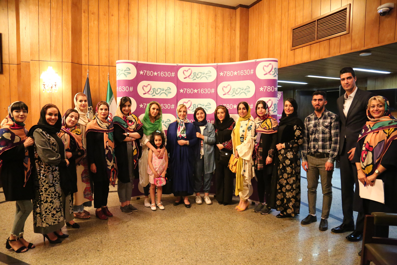 برگزاری جشن یک قدم تا زندگی توسط مؤسسه خیریه محمدحسین رضوی