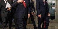 نخست وزیر جدید عراق و ۱۴ وزیر کابینه اش در پارلمان سوگند خوردند