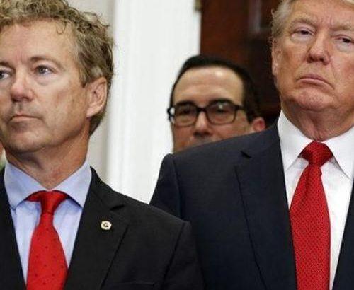 افشاگری سناتور آمریکا از سیاست ضد ایرانی ترامپ
