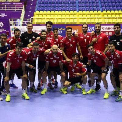 پایان سال بدون مدال هندبال ایران
