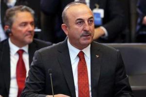 چاووش اوغلو: برای برگشت ثبات به سوریه مقابله با تروریسم با اهمیت هست