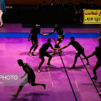 احتمالی برگزاری مسابقات کبدی جوانان جهان در خوزستان