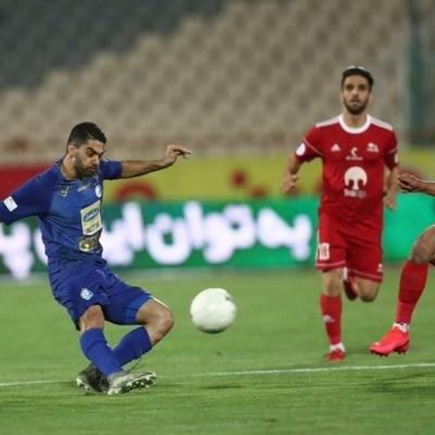 لیگ برتر فوتبال| تساوی بیحاصل استقلال و تراکتور در آزادی