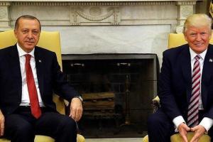 اظهار کرد وگوی تلفنی اردوغان و ترامپ در مورد منبج