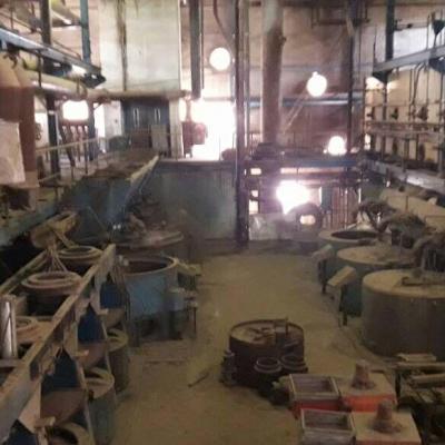 کارخانه قند اهواز بعداز ۱۵ سال در مرحله بازگشایی مجدد قرار گرفت