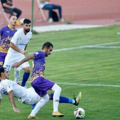 ادامه شکست ناپذیری استقلال خوزستان در لیگ یک فوتبال