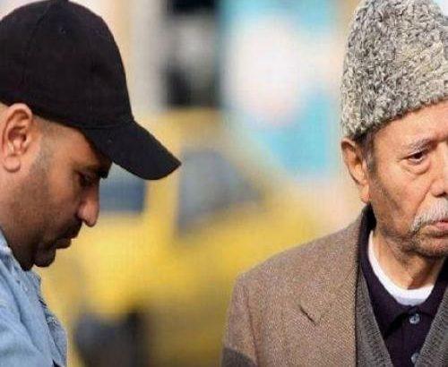 یادداشت خانم کارگردان برای بزرگ آقای سینمای ایران