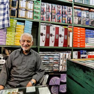 راوی روزهای «سیاهپوش» بازار درگذشت