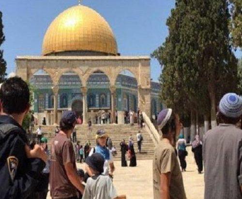 یادداشت اعتراضی اردن علیه تجاوزات صهیونیست ها به مسجدالاقصی