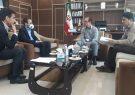 دیدار مدیر کل بهزیستی استان با ریاست سازمان مدیریت و برنامه ریزی استان کهگیلویه و بویراحمد