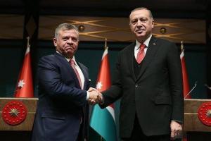 اظهار کرد وگوی تلفنی اردوغان با پادشان اردن