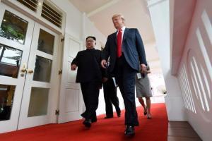 ترامپ: فعلا دلیلی برای ازسرگیری رزمایش های نظامی با کره جنوبی وجود ندارد