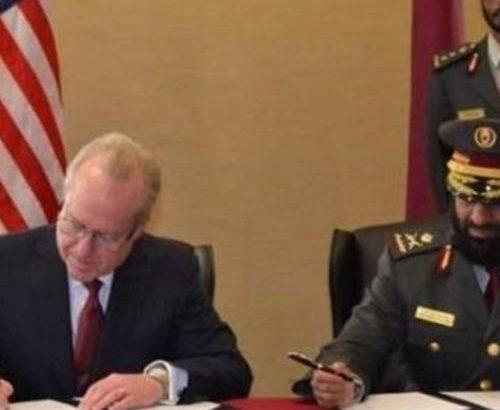 مذاکرات قطر و آمریکا درباره مسائل امنیتی/ توافقنامه امنیت مرزی میان دو طرف به امضا رسید