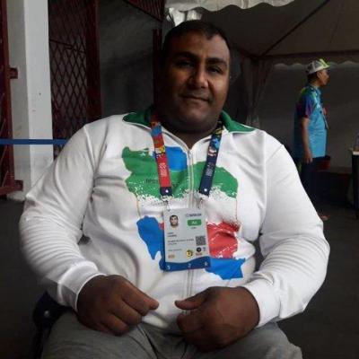 امیری: هدفم در پیکارهای انتخابی تیم ملی، شکستن رکورد جهان است