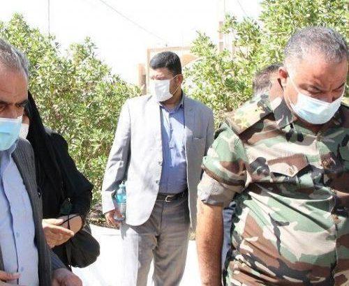 مشکلات تجاری مرز چذابه با تعامل طرف عراقی برطرف میشود