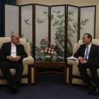 دیدار سفیر ایران با معاون جدید وزیر خارجه چین