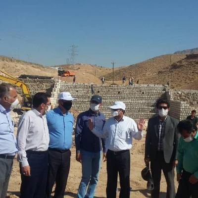بوستان آبخیز در محدوده طرح آبخیزداری دروازه قرآن شیراز ایجاد میشود