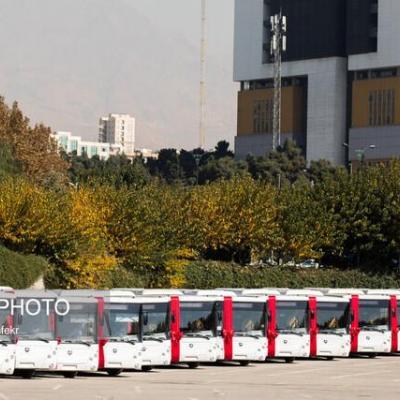 ورود اتوبوس های برقی جدید به تهران/واگذاری خطوط پرمسافر به سرمایه گذاران