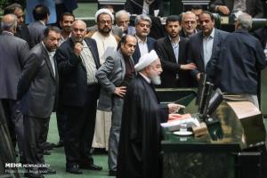افشاگری در مورد نماینده ای که بر ریاست جمهور نهیب زد+تصویر