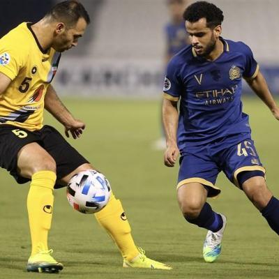 لیگ قهرمانان آسیا  شکست یک نیمهای سپاهان مقابل النصر عربستان