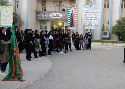 """اجرای نمایش """"علمدار"""" در بوشهر"""