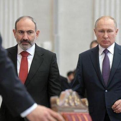 پوتین بر لزوم پایان فوری مخاصمات در منطقه قره باغ تأکید کرد