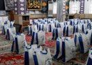 اجرای طرح تبرکات فاطمی با توزیع ۵۰۰ سبد معیشتی بین نیازمندان استان بوشهر