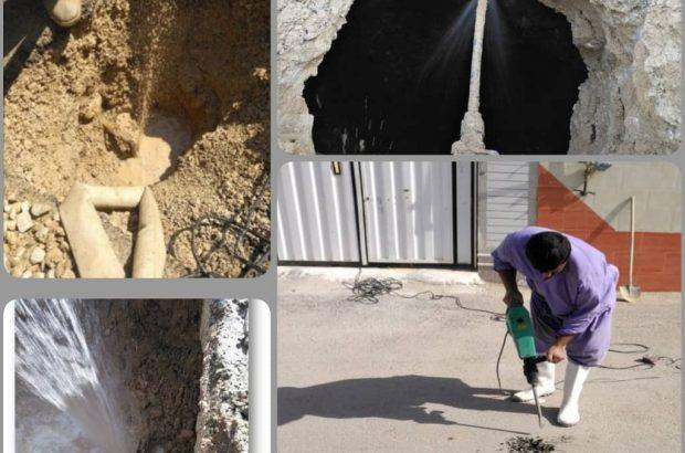 پروژه ملی نشت یابی و رفع نشت آب در بوشهر و کنگان با شیوه فنی و مهندسی و تکنولوژی های روز دنیا آغاز شد.