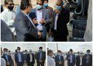 رئیس سازمان مدیریت و برنامهریزی بوشهر طرح آبرسانی لاور شرقی تا مخزن ذخیره اب خورموج را مورد بررسی قرار داد.