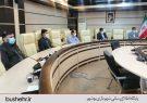 برگزاری دومین نشست ستاد نکوداشت هفته پدافند غیرعامل شهرداری بندر بوشهردر هفته پدافند غیر عامل