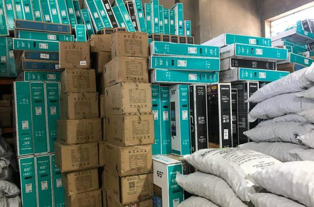 توقیف بیش از ۶۰ میلیارد کالای قاچاق در آبهای بندر بوشهر