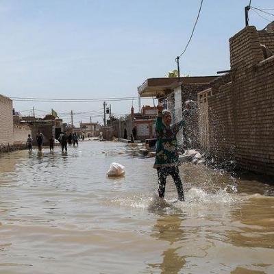جای خالی نیروهای بهزیستی در روستاهای بحران زده خوزستان