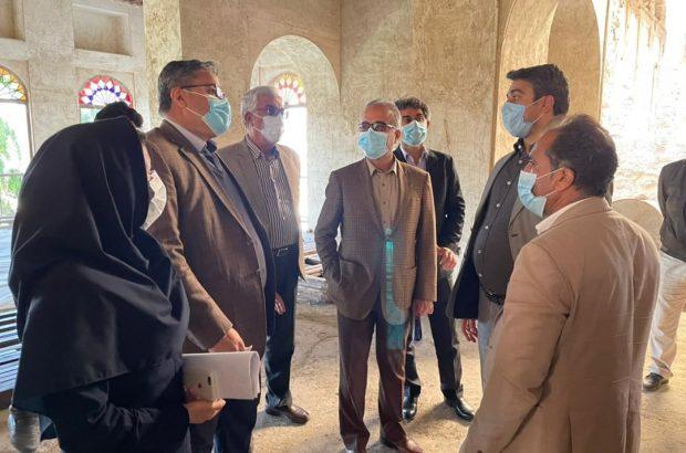 مدیرکل بنادر و دریانوردی استان بوشهر گفت: این اداره کل مهیای کمک به احیاء عمارت تاریخی حاج رئیس در بوشهر است.