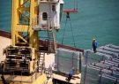 دومین محموله شیشه از بندر گناوه به کشور قطر صادر شد