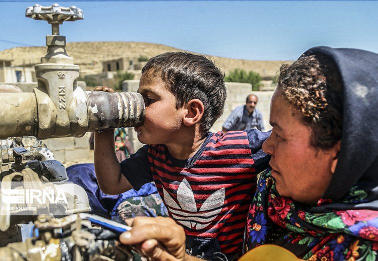 بحران آب در روستاهای خراسان شمالی