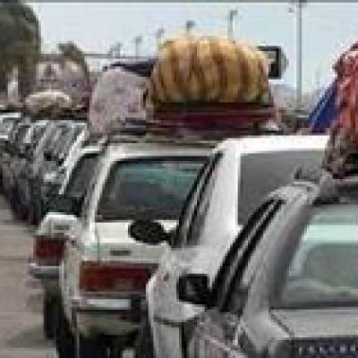 ورود مسافران نوروزی به خوزستان ممنوع شد