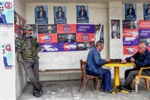 شروع انتخابات رئیس جمهوری گرجستان