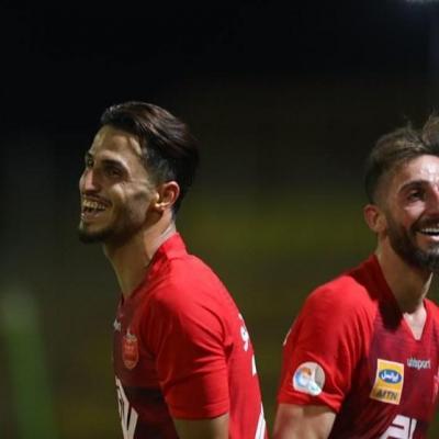 لیگ برتر فوتبال| قهرمانی پرسپولیس روی سکوی نفتی/ طلسم و رکوردها با هم شکست