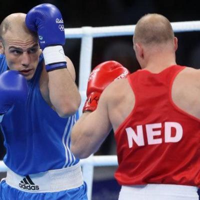 احسان روبهانی: امیدوارم بوکس حداقل دو سهمیه المپیک بگیرد