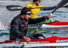 علی آقامیرزایی با قایقی که سایزش نبود، سهمیه المپیک گرفت