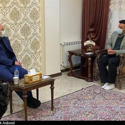 رئیس مجلس با اعضای قرارگاه امام رضایی و گروههای جهادی بسیج دانشجویی استان کرمان دیدار کرد+تصویر