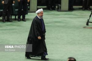 شروع جلسه علنی مجلس/سؤال از روحانی در دستور کار پارلمان
