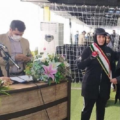 رکورد جهانی اسکات توسط بانوی تبریزی ثبت شد