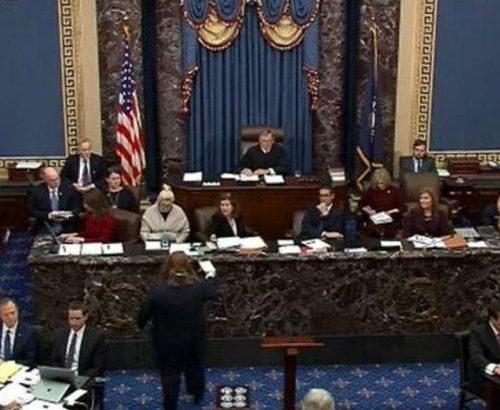 ترامپ در اتهام ممانعت از انجام تحقیقات کنگره تبرئه شد