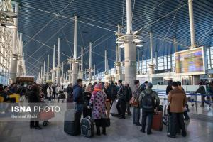 فرودگاه مادر ایران محل رفت و آمد چه کسانی شده است؟