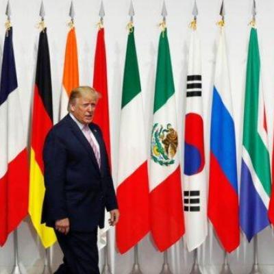 دعوت ترامپ از اون برای دیدار در منطقه مرزی دو کره