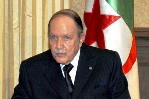 بوتفلیه از حضور درانتخابات ریاست جمهوری الجزایر انصراف داد